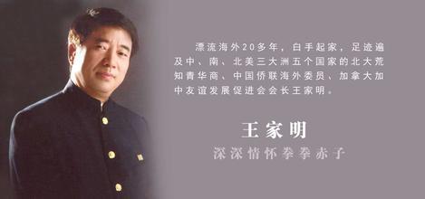 王家明 博士